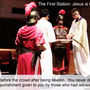 CCD 2018 Confirmation Class _ Live Stations of the Cross photo album thumbnail 1